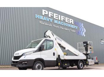 Vrachtwagen hoogwerker OIL&STEEL SCORPION 2313 Also available For Rent, I