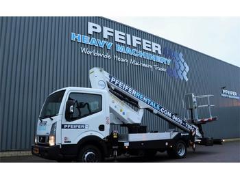 Vrachtwagen hoogwerker Palfinger P200TXE Valid inspection, *Guarantee! Driving Lice
