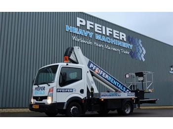 Vrachtwagen hoogwerker Palfinger P260B Valid inspection, *Guarantee! Driving Licenc