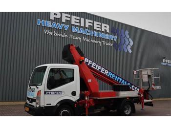 Vrachtwagen hoogwerker Ruthmann TB270 Valid inspection, *Guarantee! Driving Licenc