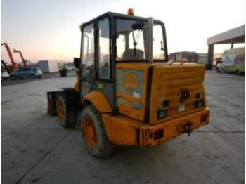 Wiellader  1995 JCB 407