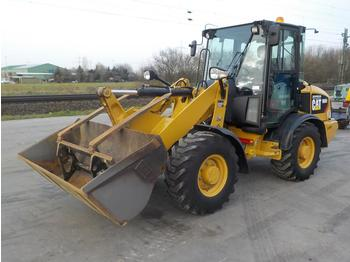 Wiellader  2014 CAT 906H2