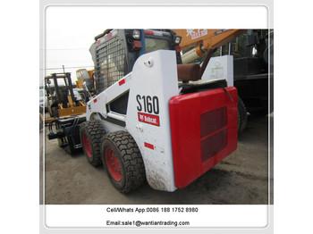 Wiellader BOBCAT S160