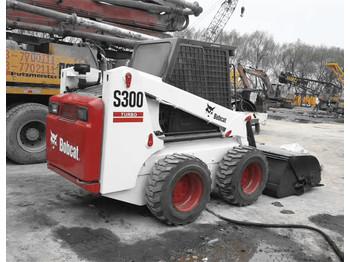 Wiellader BOBCAT S300
