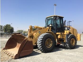 Wiellader Cat 966H