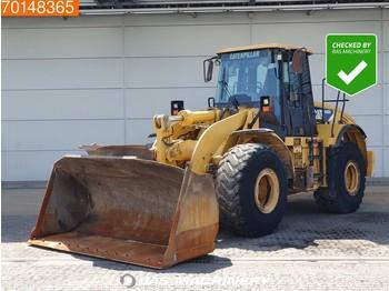 Wiellader Caterpillar 950H FULL STEER - MADE IN BELGIUM