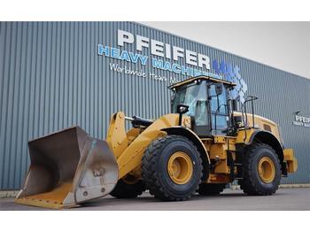 Wiellader Caterpillar 950M NEW, Valid inspection, *Guarantee! Joystick S