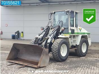 Wiellader Caterpillar IT14 G DUTCH MACHINE - QC + BUCKET + FORKS