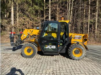 Wiellader JCB 525-60