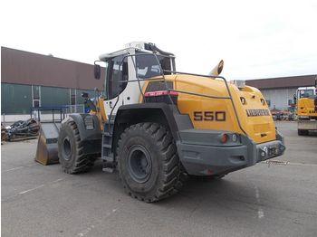 Wiellader LIEBHERR L550 IND
