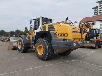 Wiellader LIEBHERR L580 2plus2