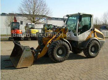 Wiellader Liebherr L 506 Compact, Bj 18, 790 BH, SW, Schaufel Gabel
