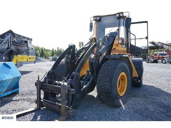 Wiellader  Ljungby L13  wheel loader