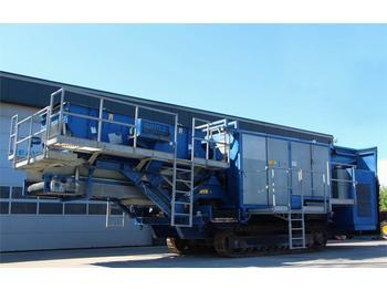 Zeefinstallatie INTEGRA IRWS 14002-FT Crawler wind sifter: Screens