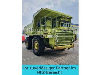Zelfrijdende kiepwagen EUCLID  R-35 MULDENKIPPER DUMPER
