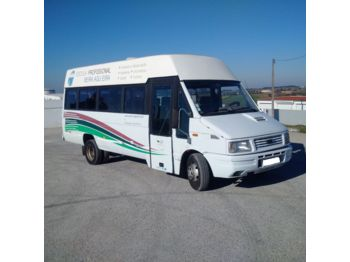 IVECO 45.10 2.5 Turbo diesel left hand drive twin wheel 19 seats - minibus
