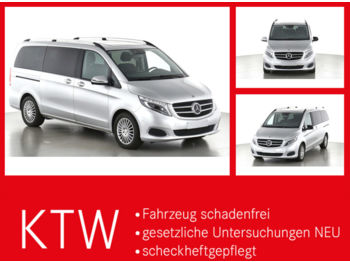 Mercedes-Benz V 220 EDITION,lang,Distronic,Easy Pack,8-Sitzer  - minibus