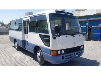 TOYOTA Coaster ...Japan made - not china .....BELGIUM ... - streekbus