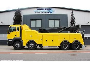 MAN TGS41.480 New / Unused 40t Rotator Wrecker.  - bergingsvoertuig