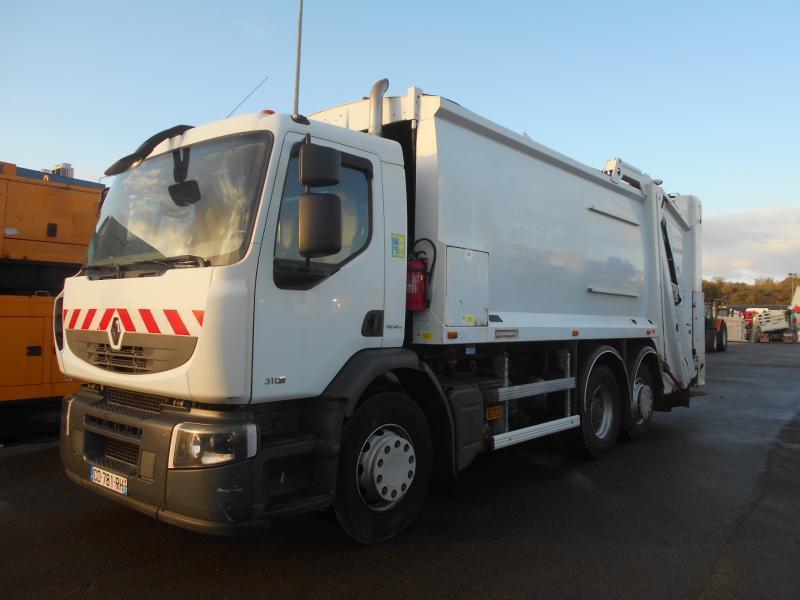 vuilniswagen Renault Premium 310 DXI