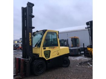 Heftruck HYSTER H 5.5 FT DIESEL POSITIONER