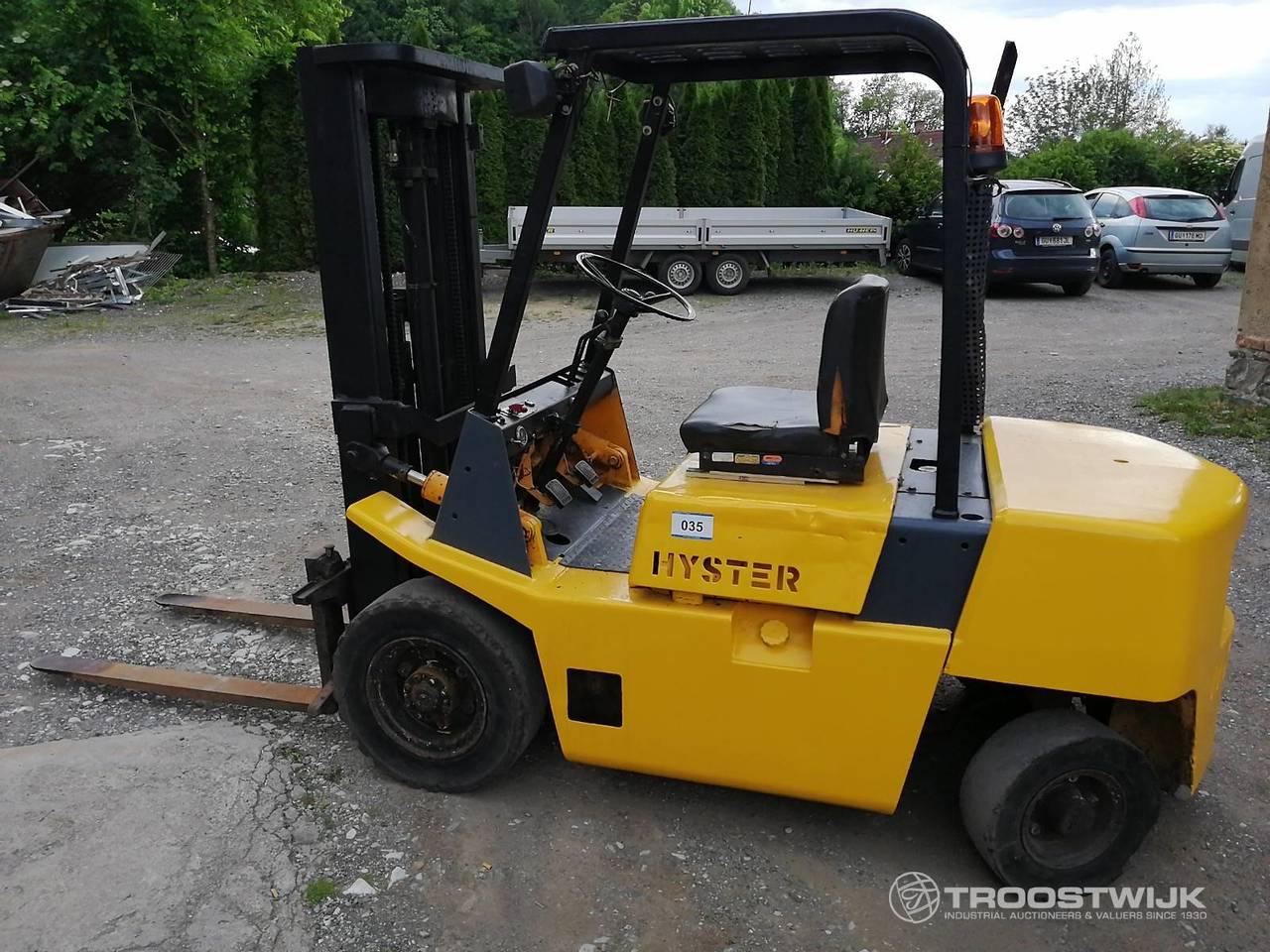 heftruck Hyster H250