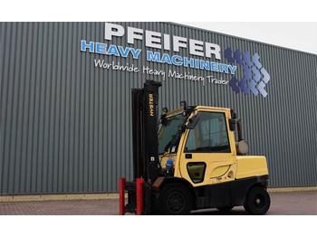 Heftruck Hyster H5.0FT Diesel, 5t, Duplex 4000mm, Side-Shift.