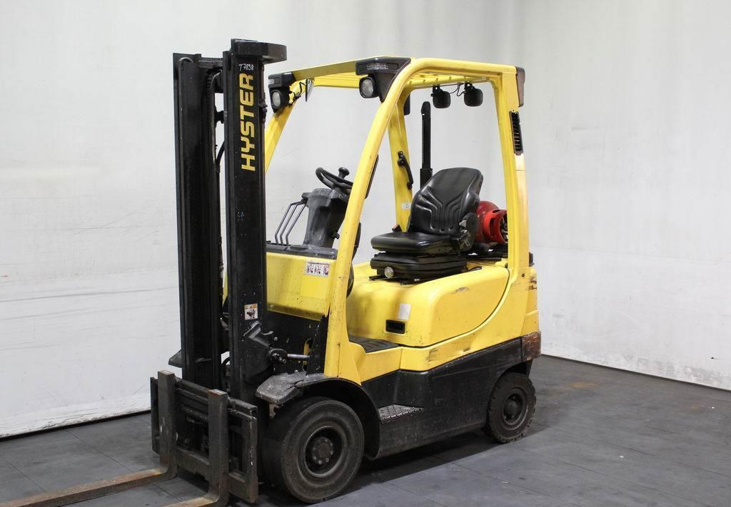 heftruck Hyster H 1.6 FT LPG
