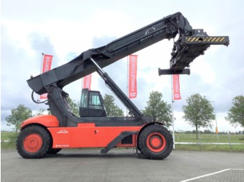 Reach stacker LINDE C4535TL