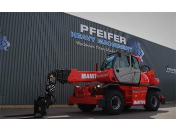 Verreiker Manitou MRT2550 PRIVILEGE PLUS Valid inspection, *Guarante