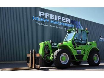 Verreiker Merlo P120.10HM 12t Capacity, 9.6m Lifting Height, 5.3m