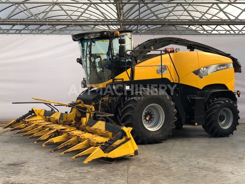 hakselaar New Holland FR9060