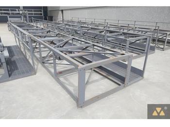 Hallenvuller Delta DM Conveyor