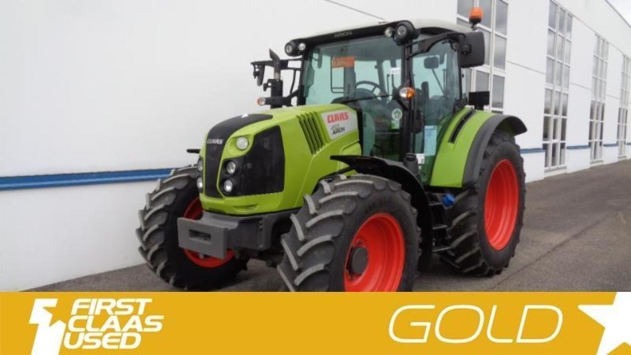 landbouw tractor CLAAS ARION 450