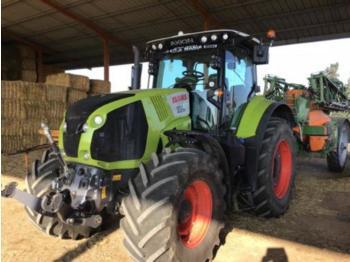 Landbouw tractor CLAAS AXION 800 CEBIS