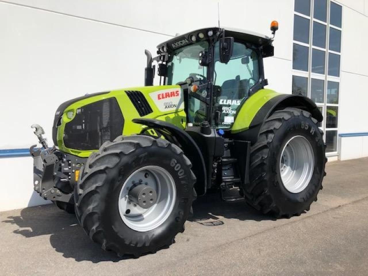 landbouw tractor CLAAS AXION 850 C-MATIC