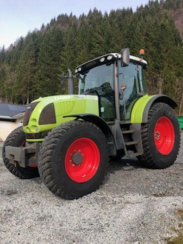 landbouw tractor CLAAS Ares 657 ATZ *3000H*