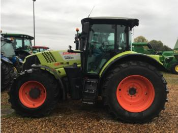 Landbouw tractor CLAAS Arion 640 CEBIS
