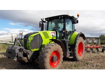 Landbouw tractor CLAAS Arion 650 Cebis