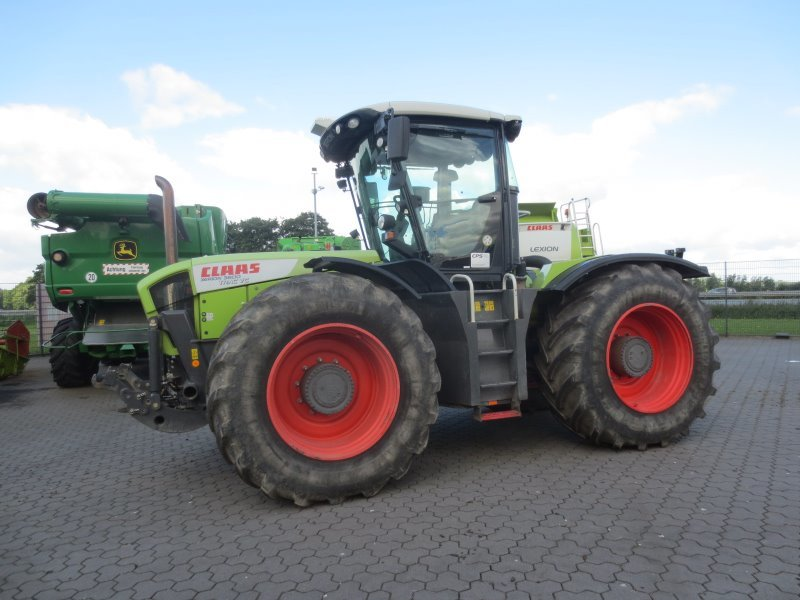landbouw tractor CLAAS XERION 3800 TRAC-VC