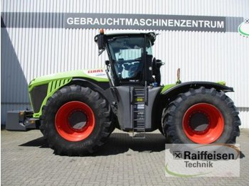 Landbouw tractor CLAAS Xerion 5000 Trac VC