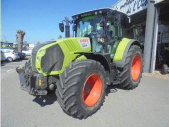 Landbouw tractor CLAAS arion 640 cmatic