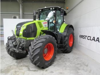Landbouw tractor CLAAS axion 830 cis +