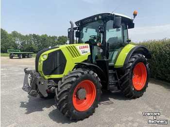 Landbouw tractor Claas Arion 530, Cis, geveerde vooras, 360 uren!!