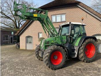 Landbouw tractor FENDT 712 vario tms