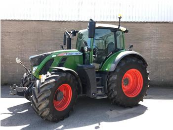 Landbouw tractor FENDT 720 Vario S4 ProfiPlus