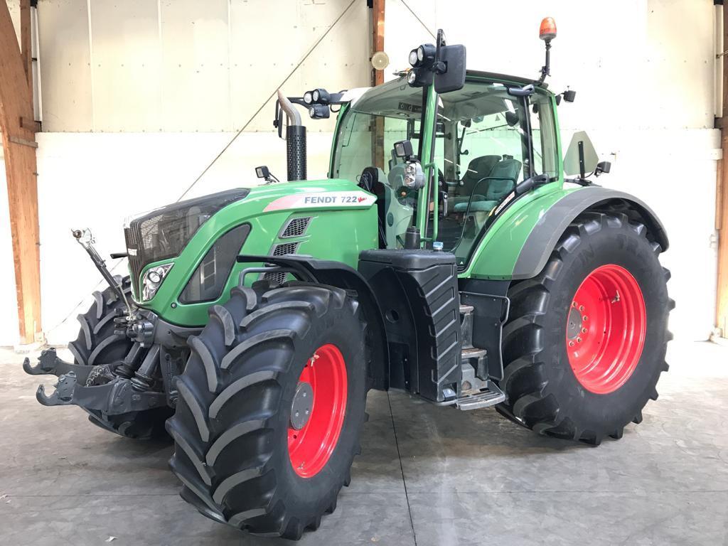 landbouw tractor Fendt 722 Vario S4 ProfiPlus
