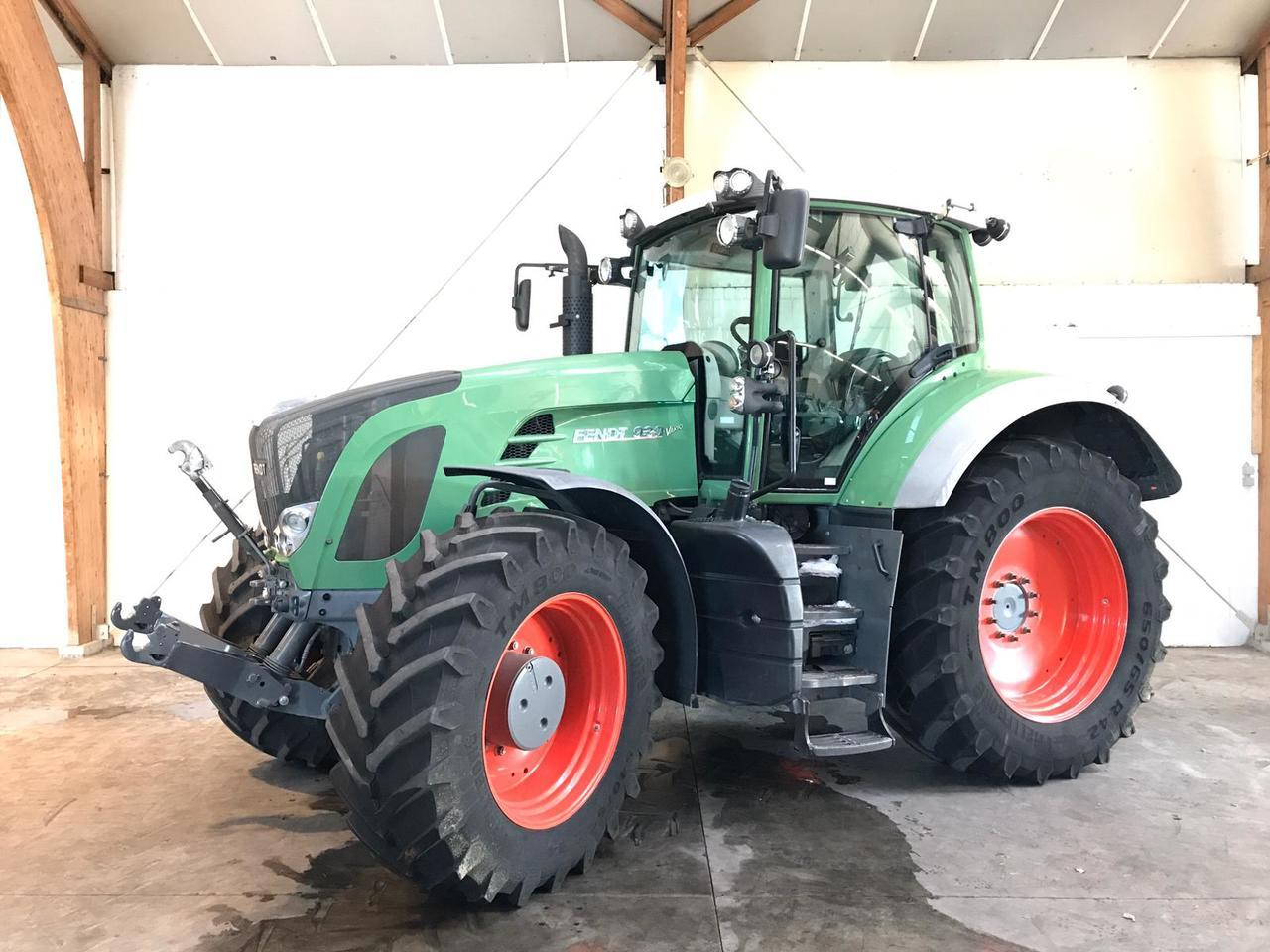 landbouw tractor Fendt 930 Vario