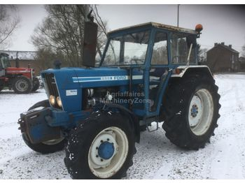 Ford 6600 - landbouw tractor