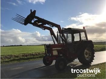Landbouw tractor International 644